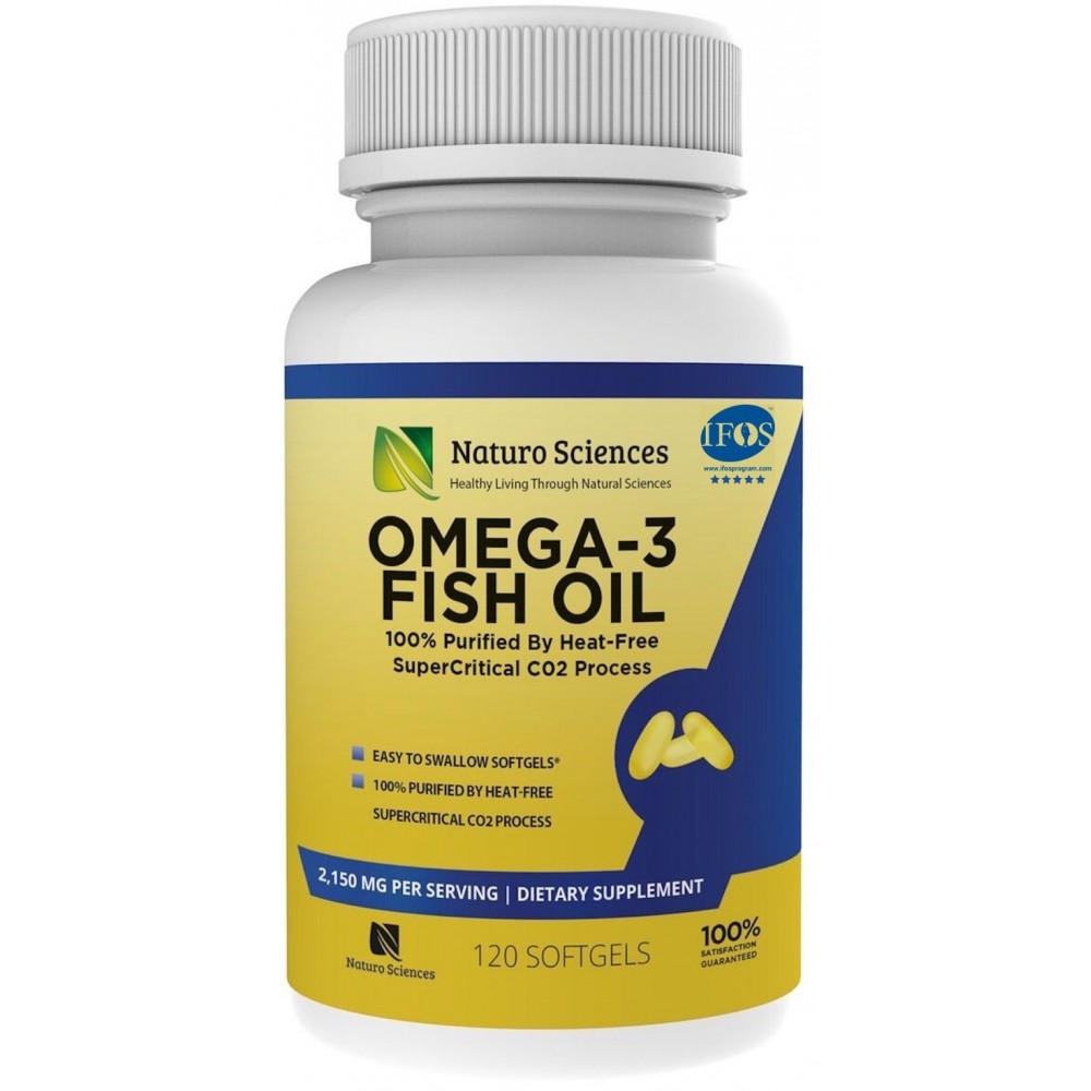 Buy omega 3 essential fatty acid fish oil supplement by for Fish oil pills for buttocks review