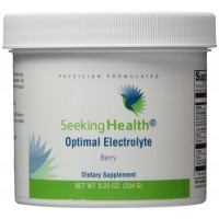 Optimal Electrolyte | Berry Flavor | 30 Powder Servings | Provides Key Nutrients In An Easy-To-Use Powder Form To Support Peak Physical Performance: Niacin, Magnesium, Creatine MagnaPower, Sodium, Potassium, D-Ribose, Taurine | Mix In Juice or Water | Non