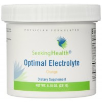Optimal Electrolyte | Orange Flavor | 30 Powder Servings | Provides Key Nutrients In An Easy-To-Use Powder Form To Support Peak Physical Performance: Niacin, Magnesium, Creatine MagnaPower, Sodium, Potassium, D-Ribose, Taurine | Mix In Juice or Water | No