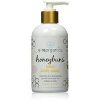 Era Organics Organic Baby Wash 8oz. Sulfate Free USDA Certified Organic Moisturizing Baby Soap & Shampoo with Chamomile, Coconut Oil, Jojoba Oil. Cleanse, Nourish and Hydrate From Head to Toe with Each Wash
