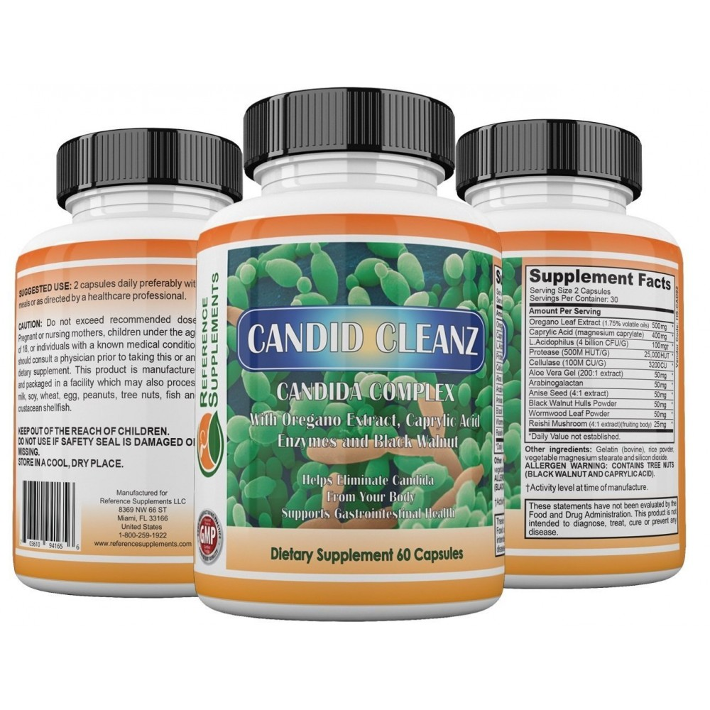 Candida probiotic herbal store buy - Pure Candida Cleanse Pills Support Detox Treatment With Herbs Antifungals Probiotics Pro Killer Supplements Quick Cure Clear Candida Yeast