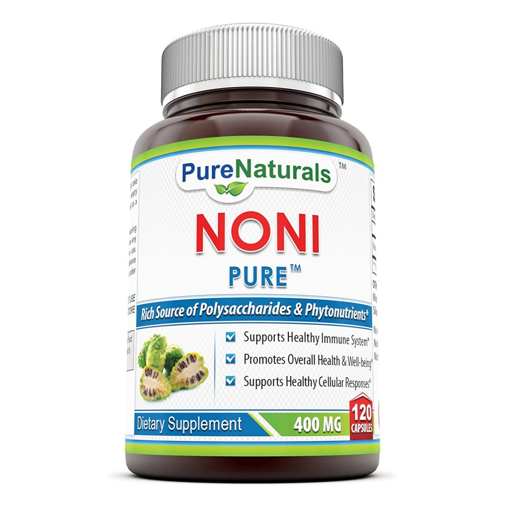 Tahitian Noni Candy Original Ter Buy Pure Naturals Capsules Per Bottle 1000x1000