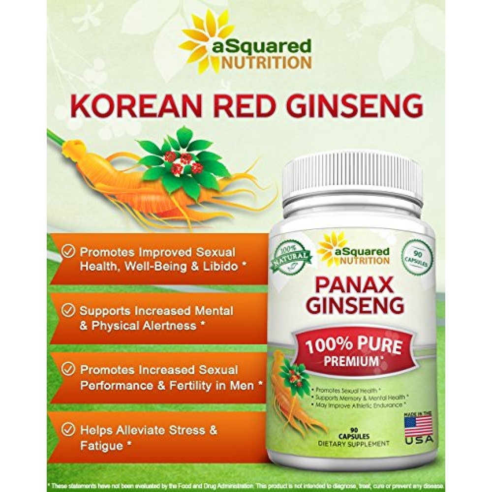 pure korean ginseng