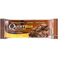 Quest Nutrition Protein Bar, Chocolate Brownie, 20g Protein, 2.12oz Bar, 12 Count