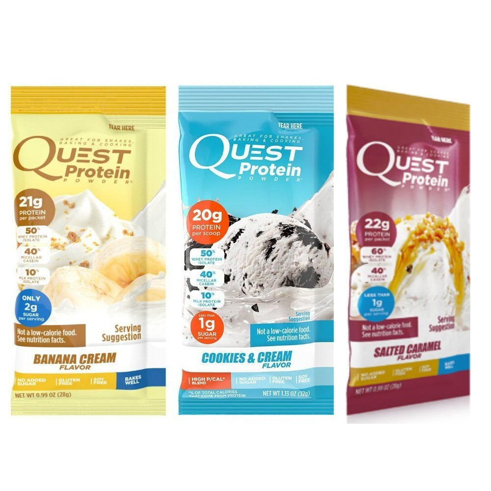 Protein packets