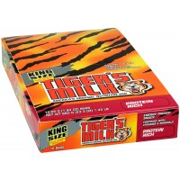 Schiff Tiger's Milk Protein Rich Nutrition Bars - Energy Packed Snack Fortified with Vitamins & Minerals - 55 grams, 1.94 oz (Pack of 12 Bars)