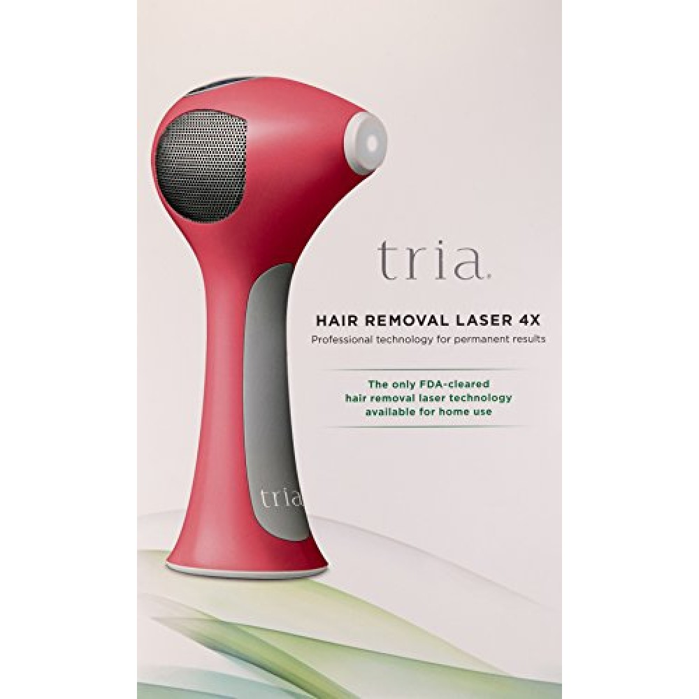 The Tria 4X has a great reputation and it's the only FDA-approved and clinically proven laser for safe use at home. The laser is the most powerful you can choose to get your best results for years to come.