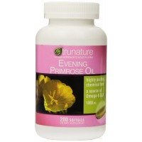 TruNature Evening Primrose Oil 1000 mg, 200 Softgels