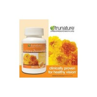 Trunature Lutein and Zeaxanthin Softgels, 120 Count for Healthy Vision