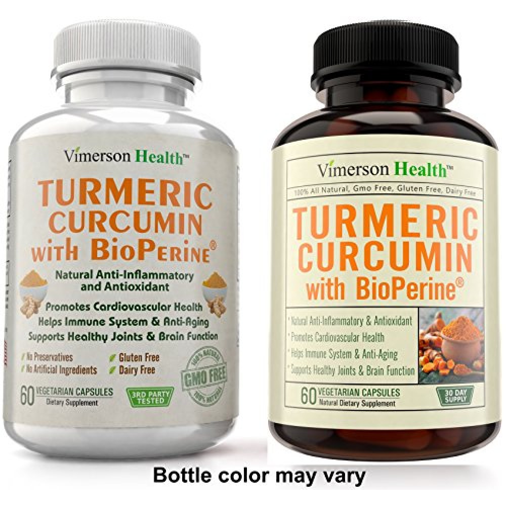Best Natural Turmeric Supplement