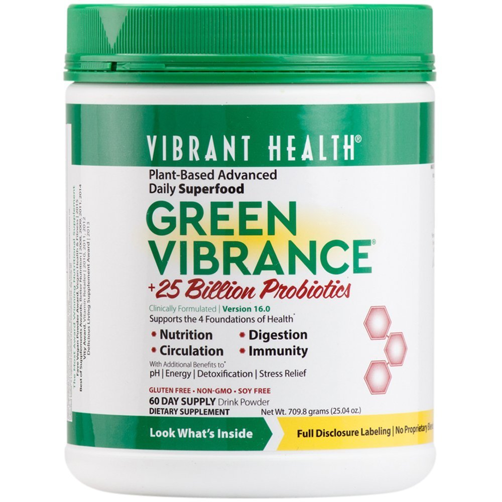 Buy Vibrant Health Green Vibrance Plant Based Daily