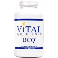 Vital Nutrients - BCQ (Bromelain, Curcumin & Quercetin) - Herbal Support for Joint, Sinus and Digestive Health - 120 Capsules