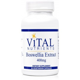 Vital Nutrients - Boswellia Serrata Extract 400 mg - Herbal Support for Joint and Digestive Health - 90 Capsules