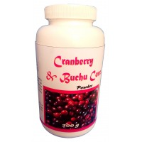 Hawaiian Herbal Cranberry & Buchu Conc Powder 200 Grams