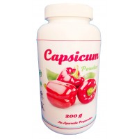 Hawaiian Herbal Capsicum Powder 200 grams