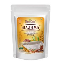 The Spice Club Multi Grain Millet Health Mix (100% Natural, No Preservatives, No Artificial Colors) - 500 Grams