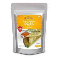 The Spice Club Pearl Millet Dosa Mix - 1 kg (Low GI Food, No Preservative,100% Natural)