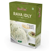 The Spice Club Rava Idly Mix (100% Natural, No Preservatives, No Artificial Ingredients) - 200 Grams