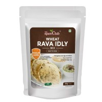 The Spice Club Wheat Rava Idly Mix (100% Natural, No Preservatives, No Artificial Ingredients) (500)
