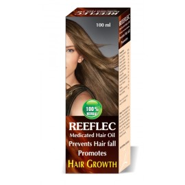 Lasky Herbal Reeflec Medicated Hair Oil For Hair Growth