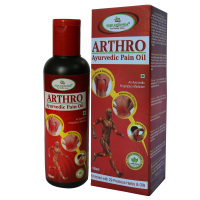 Deep Ayurveda Arthro Ayurvedic Pain Oil 100ml