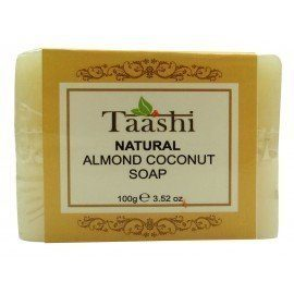 Taashi NATURAL ALMOND COCONUT SOAP 100 gm