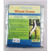 Nutriwell India Wheat Grass (10 Sachet)