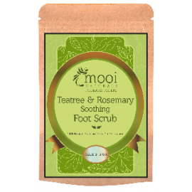 Tea Tree Foot Scrub 30 gm