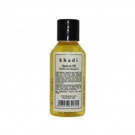 Khadi Herbal Apricot Oil - 100ml