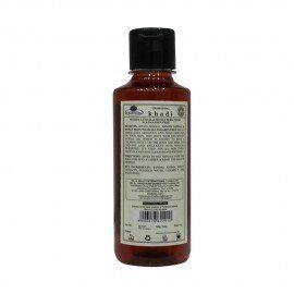 Khadi Herbal Woody Sandal & Honey Body Wash SLS-Paraben Free - 210ml