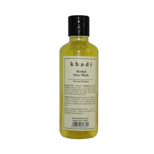 Khadi Herbal Face Wash - 210ml