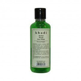 Khadi Herbal Neem Face Wash - 210ml