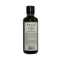 Khadi Herbal Pure Neem Oil - 210ml