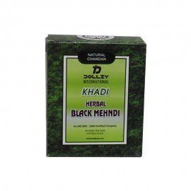 Khadi Herbal Black Mehndi - 80g