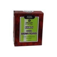 Khadi Herbal Brown Mehndi - 80g