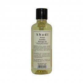 Khadi Herbal Jasmine Massage Oil - 210ml