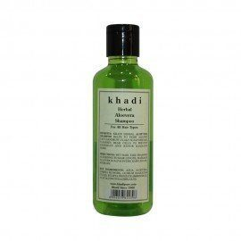 Khadi Herbal Aloevera Shampoo - 210ml