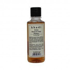 Khadi Herbal Henna & Tulsi Shampoo - 210ml