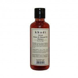 Khadi Herbal Honey & Almond Oil Shampoo - 210ml