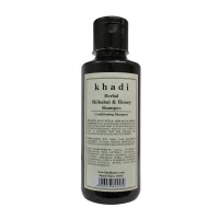 Khadi Herbal Shikakai & Honey Shampoo - 210ml