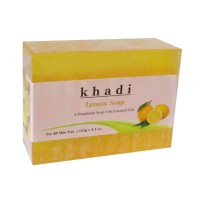 Khadi Herbal Lemon Soap - 125g