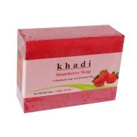 Khadi Herbal Strawberry Soap - 125g