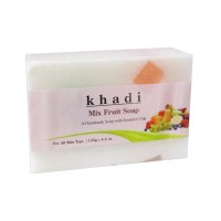 Khadi Herbal Mix Fruit Soap - 125g