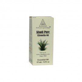 Khadi Pure Herbal Citronella Essential Oil - 15ml