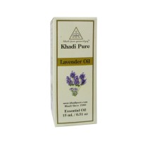 Khadi Pure Herbal Lavender Essential Oil - 15ml