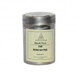Khadi Pure Herbal Fruit Face Pack - 50g