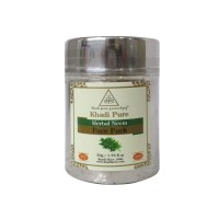 Khadi Pure Herbal Neem Face Pack - 50g