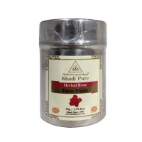 Khadi Pure Herbal Rose Face Mask - 50g