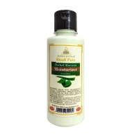 Khadi Pure Herbal Aloevera Moisturizer- 210ml