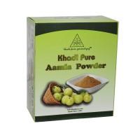 Khadi Pure Herbal Amla Powder - 80g